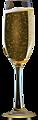 Champagne Glass Remix 1
