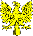 eagle displayed