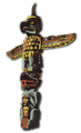 Totem Pole - Colour