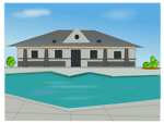 poolside-villa