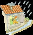 Maison fuite - leaky house