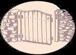 Gate for plotter