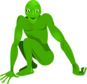 A Friendly Alien