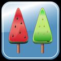 Melon Ice candies