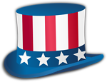 4th July Hat