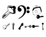 KeysNKeys Regular Font