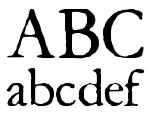 Aquifer Regular Font