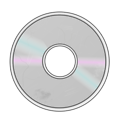 Damaged Compact Disc