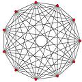 10-simplex graph