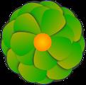 angolo aureo fiore