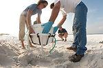 Turtle Eggs avoid Gulf Oil Danger