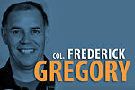 Col. Frederick Gregory