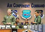 Military leaders discuss past, future ops at Air Boss Conference