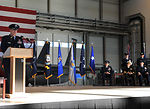 Gen. Mark A. Welsh III takes command of USAFE
