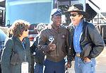 General Rice at Texas Motor Speedway