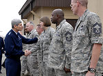 CSAF visits Osan Air Base, South Korea