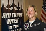 Female leaders from Omaha, Air Force gather at Offutt