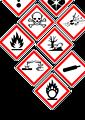 SGS Symboles