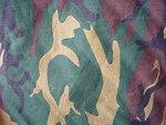 Français�:  exemple de tissu camouflage
