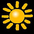 Weather Symbols: Sun