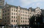 'Landmark' office center in Baku, was built in XIX century.