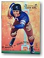The 1939 Cotton Bowl Game Program. This is the cover of the 36-page program for the 3rd Annual Cotton Bowl Classic football game between Texas Technological College and St. Mary's College in Dallas, Texas, on January 2, 1939. The price for the program wa