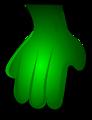 Green Monster Hand 2