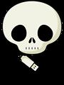 logo skull HYF
