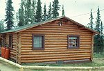 Living quarters, BLM compound, Chicken, Alaska
