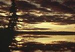 Sunset, West Fork, Gulkana NWSR