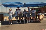 Everyone has a great time at Catch A Special Thrill (CAST), a day of fishing at Lake Pleasant for disabled children.