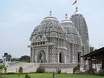 It's the Jagannath Temple at Bokaro Steel City. Built recently with the help of the Bokaro Steel Plant Management, it has been an active religious place for its citizens. Its known for its evening Aarti and once a year Rath yatra. Dhiraj