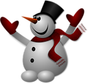 Happy Snowman 2