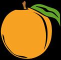 Simple Fruit Peach