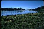 Round Valley Reservoir.