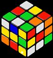 rubik's cube random petr 01