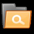 tango folder saved search