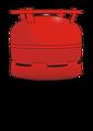 gas bottle 6 kg