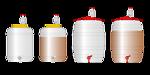 Homebrewing Fermenters