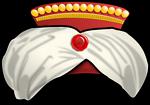 Oriental Hat 1