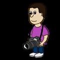 Comic characters: Camera