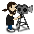 Comic characters: Filmmaker