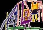 Kindergarten Art Swing