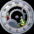 Periodic Table Roman Clock