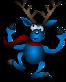 Dancing Reindeer 3