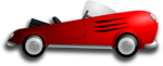 Classic Retro Sport Car