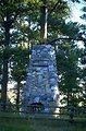 Camp Fechner, CCC Camp, Officer Quarters Chimney