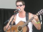 A.P. Hill, Lead Vocal and Acoustic Guitar for Oakhurst. I took this picture at fall hookahville 2007