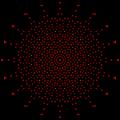 10-cube dekeract graph