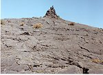 Spatter Cone Wapi Flow  Craters of the Moon  Shoshone Field Office  USRD  Upper Snake River District